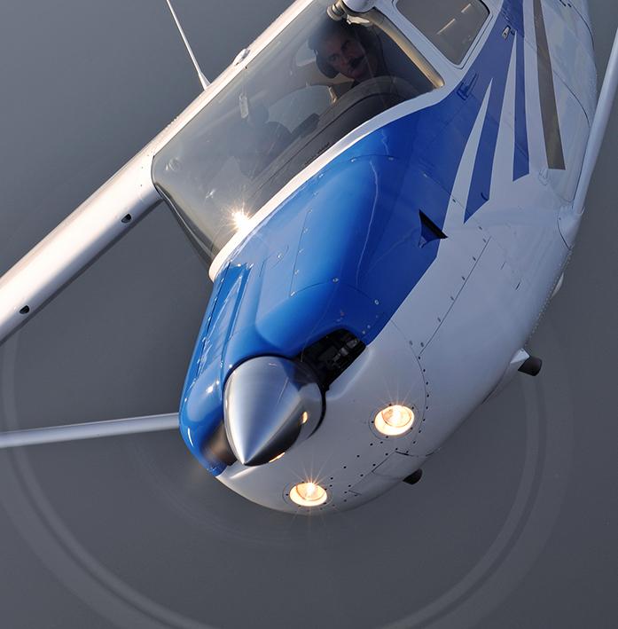 Pilot's Post - Flying the Cessna 182RG