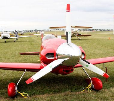 midget-mustang-home-built-aircraft