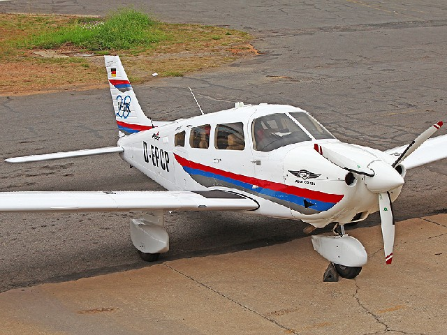 Pilot's Post - Continental Diesel Piper flight from Germany