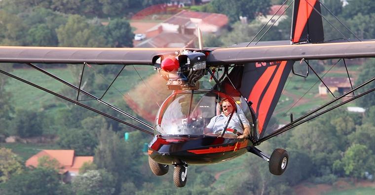 Pilot's Post - Sue Singleton Air Adventurer and Bat Hawk Owner
