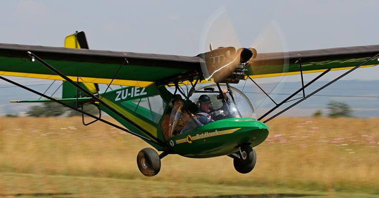 Pilot's Post - Bat Hawk-the most affordable light sport